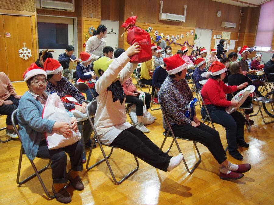 さやま園クリスマス会2020